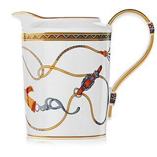 """Сливочник Hermes """"Cheval d'Orient"""" - chevalcreamer.jpg"""