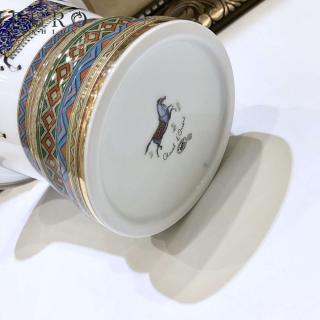 Конфетница Hermes Cheval d'Orient 17 см (6402) -