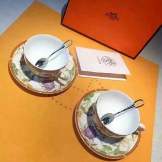 Набор чайных пар Hermes Siesta 150 мл (6503) -