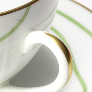 "Чашка чайная с блюдцем HERMES ""NIL"" -"