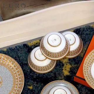Столовый cервиз Hermes Mosaique au 24 на 12 персон -