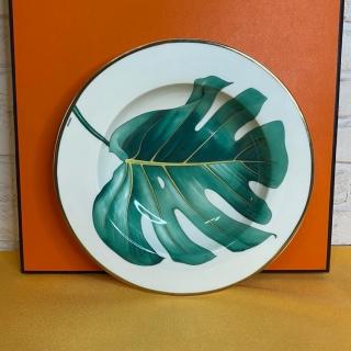 Тарелка суповая Hermes Passifolia 23 см (10906) -