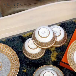 Столовый cервиз Hermes Mosaique au 24 на 6 персон (7214) -