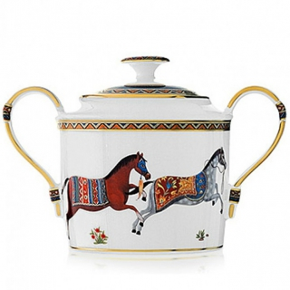 Сахарница Hermes Cheval d'Orient (6415) -