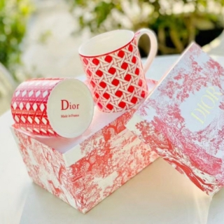 Набор кружек Dior 2 шт (11616) -