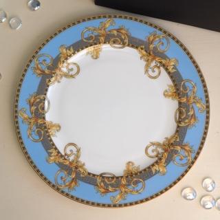 Тарелка Versace Prestige Gala Le Bleu 27 см (7521) -