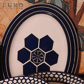 Столовый cервиз Hermes Bleus d'Ailleurs 6 персон (7123) -