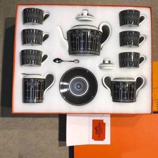 Чайный сервиз HERMES H DECO на 6 персон -