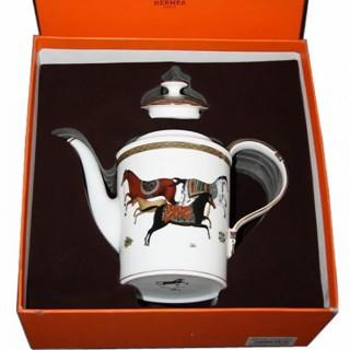 Чайник HERMES CHEVAL D'ORIENT -