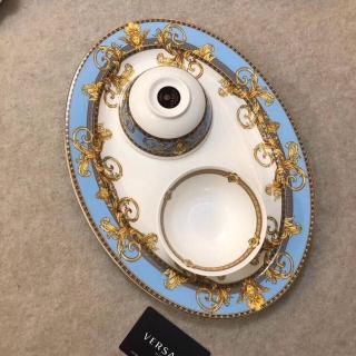 Столовый сервиз Versace Prestige Gala Le Bleu (9634) на 6 персон, 31 предмет -
