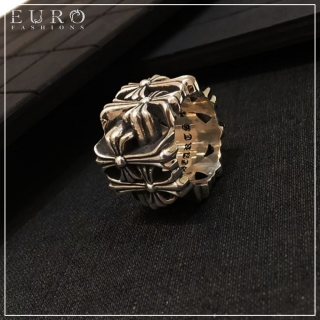 Кольцо Chrome Hearts -