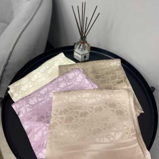 Шелковый платок DIOR, новые расцветки 11640 -