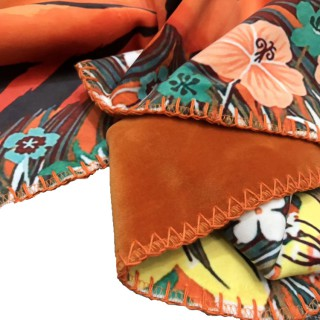 Плед Hermes Tiger 8445 -