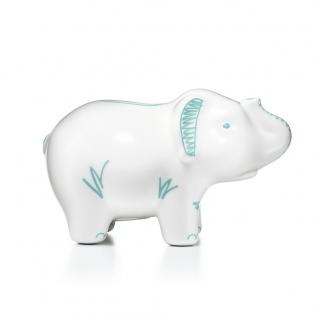 Копилка-слон Tiffany Blue (11747) -