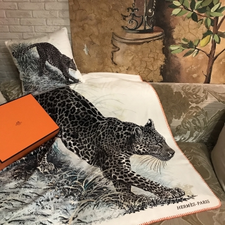 Плед Hermes Panthera Pardus (8448) -