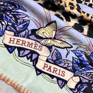 Плед Hermes Jungle Love 8449 -