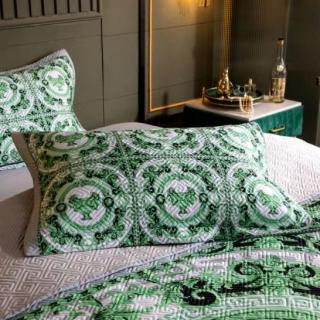 Покрывало с 2 подушками Versace 11450 -