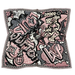Шёлковый платок Louis Vuitton 11650 -