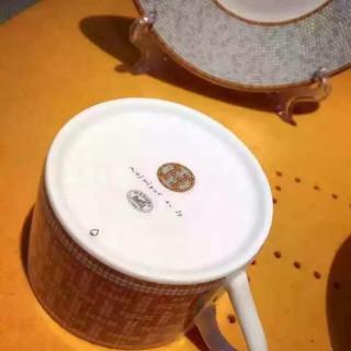 """Чайная пара HERMES """"MOSAIQUE AU 24"""" (150 мл.) -"""