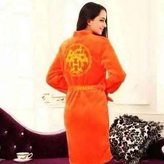 Махровый халат Hermes (7250) -