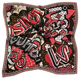 Шёлковый платок Louis Vuitton 11651 -