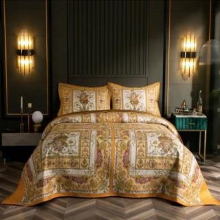 Покрывало с 2 подушками Versace 11452 -