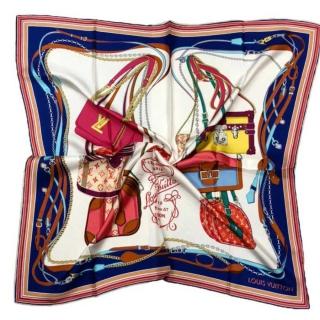 Шёлковый платок Louis Vuitton 11652 -