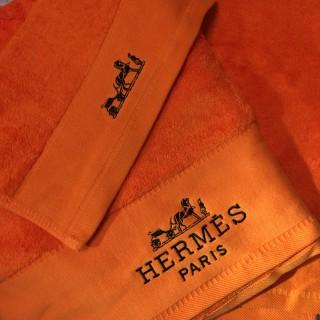 Набор полотенец Hermes -