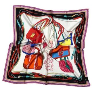 Шёлковый платок Louis Vuitton 11653 -