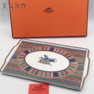 Поднос Hermes Cheval d'Orient -