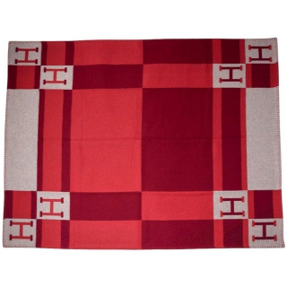 Плед Hermes Avalon, красный/бордовый (10456) -