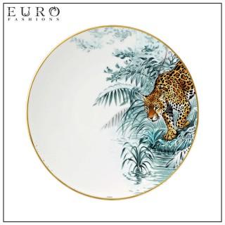 Обеденная тарелка Hermes Carnets d'Equateur 27 см (7357) -