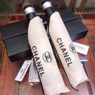 Зонт Chanel белый -