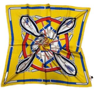 Шёлковый платок Hermes 11661 -