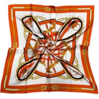 Шёлковый платок Hermes 11662 -