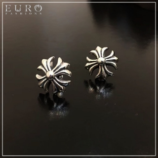 Серьги Chrome Hearts -