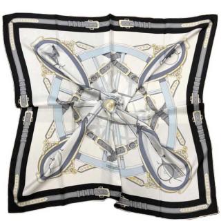 Шёлковый платок Hermes 11664 -
