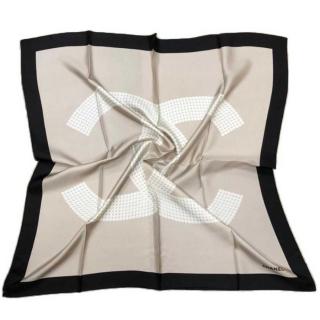 Шёлковый платок Chanel 11668 -
