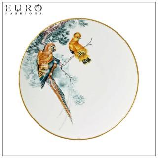 Обеденная тарелка Hermes Carnets d'Equateur 27 см (7470) -