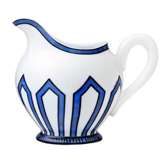 "Сливочник Hermes ""Bleus d'Ailleurs"" - molochnicablues6.jpg"