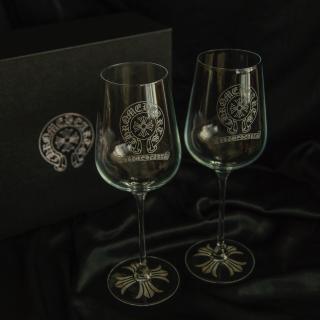 Набор из 2 бокалов для вина Chrome Hearts (11775) -