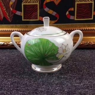 Чайный сервиз Hermes Nil на 6 персон -