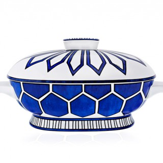 Супница Hermes Bleus d'Ailleurs -