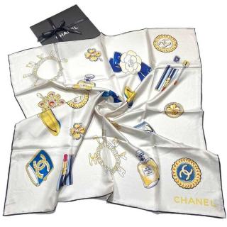 Шёлковый платок Chanel 11679 -