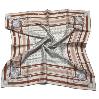 Шёлковый платок Gucci 11684 -