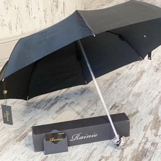 Зонт Rainie складной 100% шелк (10685) -