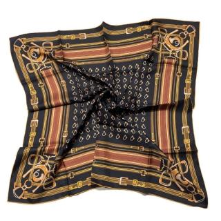 Шёлковый платок Gucci 11685 -