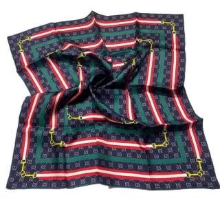 Шёлковый платок Gucci 11686 -