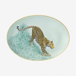 Блюдо Hermes Catnets d'Equateur -