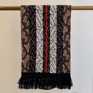 Теплый шарф BURBERRY -